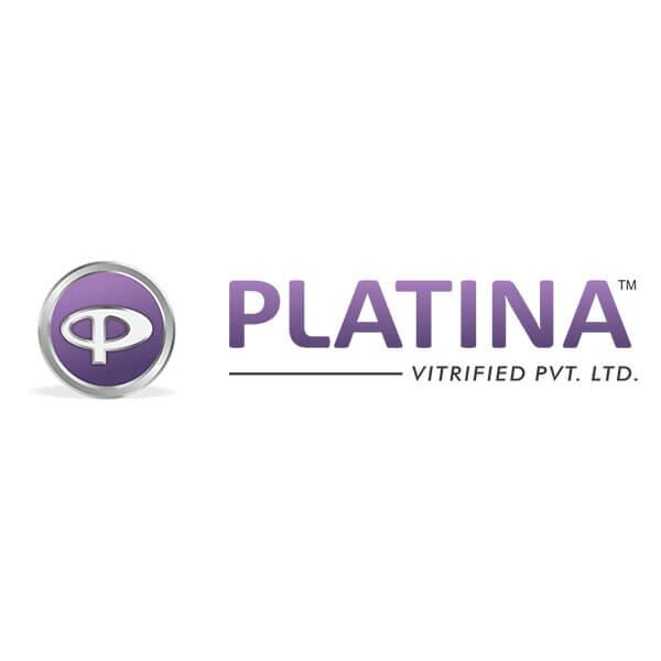 Platina Vitrified