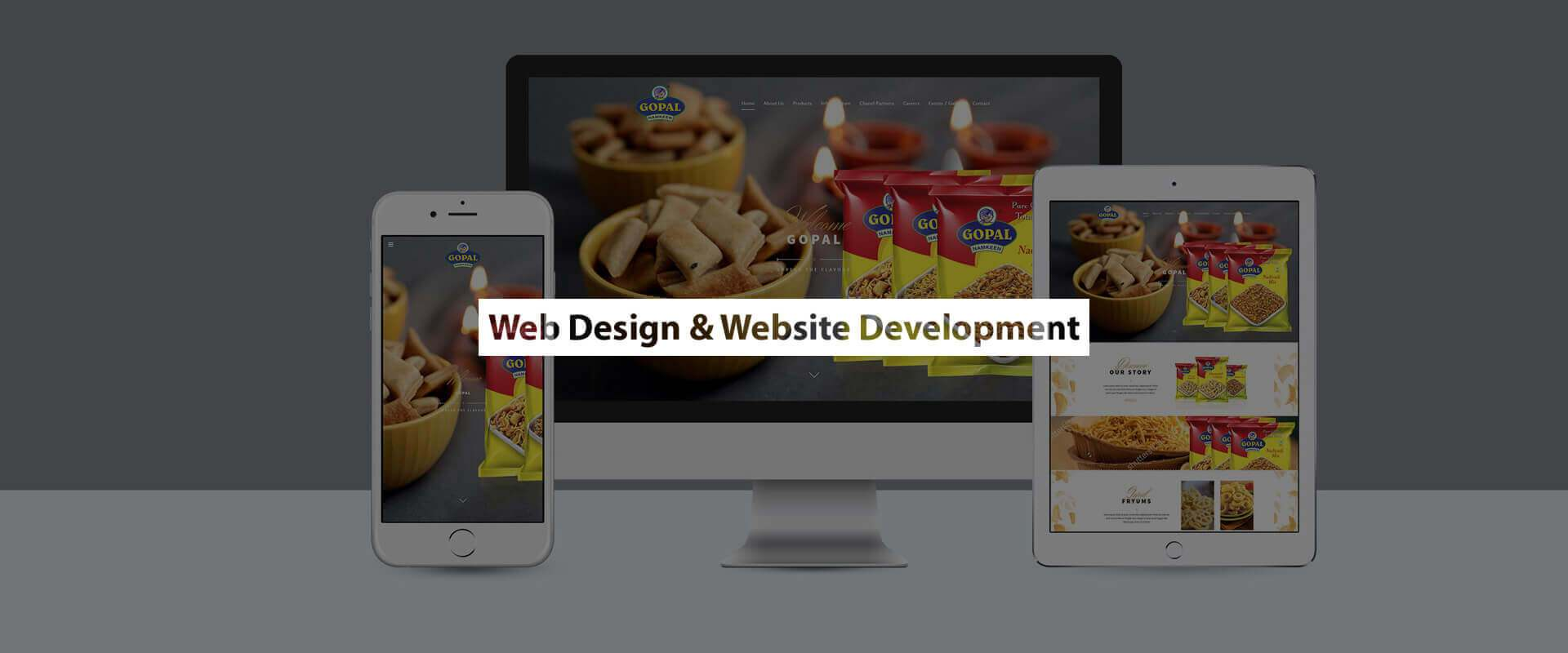 Web Design & Website Development